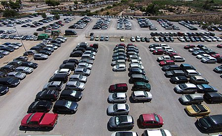 Seguro Car Parking Alicante Airport